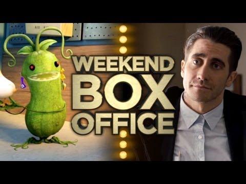Weekend Box Office - Sept. 27-29 2013 - Studio Earnings Report HD