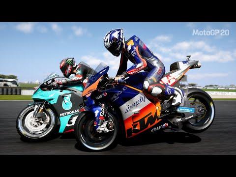 MotoGP 20 Crash Compilation | MotoGP™ | Ten Minute #36 |