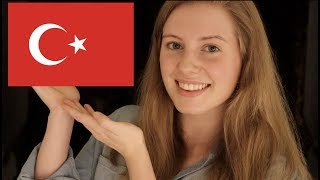 ASMR - Turkish Trigger Words - (binaural whispers to help you sleep, study, & relax)