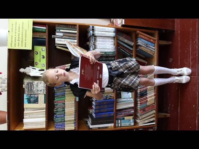 Изображение предпросмотра прочтения – КристинаШамурина читает произведение «Сказка о мёртвой царевне и о семи богатырях» А.С.Пушкина