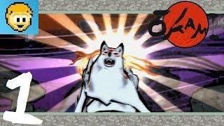 Fox Plays Okami - 1 - Amaterasu, Goddess of the Sun