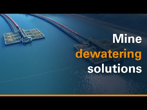 Animation: Take Control Of Your Water With Our Mine Dewatering Equipment