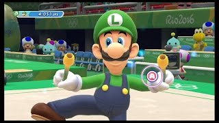 Mario and Sonic at the Rio 2016 Olympic Games: Quick Look