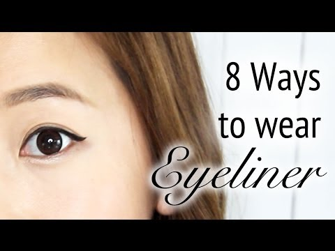Ways To Wear Eyeliner