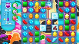Candy Crush Soda Saga Level 948 - NO BOOSTERS