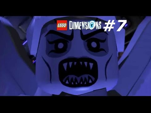 Lego dimensions-part 7 weeping angels