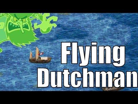 AoE2 - Pilgrims, Kings, and the Flying Dutchman