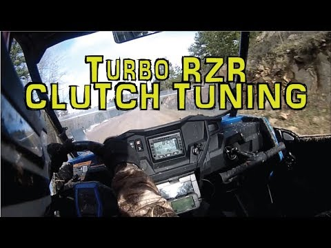 2018 Turbo RZR Clutch Tuning with Aftermarket Assassins S2 Clutch Kit
