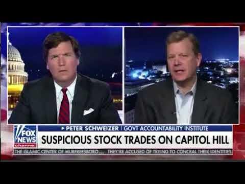 GAI President talks Insider Trading in Congress