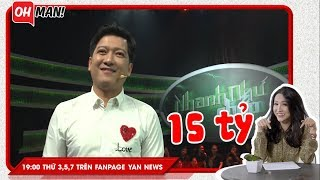 """Trường Giang – """"Chủ tịch"""" hội hóng showbiz   Ohman News - Tập 1   YAN News"""