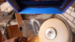 Сварка корня шва сверху вниз (вариант 1)(Как выполнить сварку корня шва на трубе сверху вниз движением электрода вперед-назад, электроды с целлюлоз..., 2017-01-08T18:30:40.000Z)