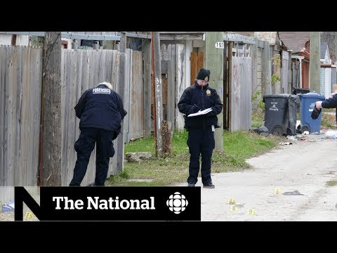 Winnipeg on edge after string of homicides