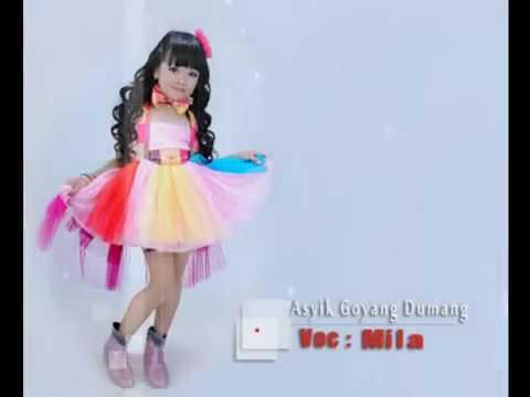 Asiikk Goyang Dumang-mila-lagu Anak Anak Terlaris Sepanjang Masa