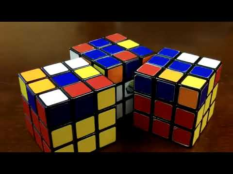 Easy Rubik's Cube Solving For Kids!  Tip Sheet At The End Of The Video