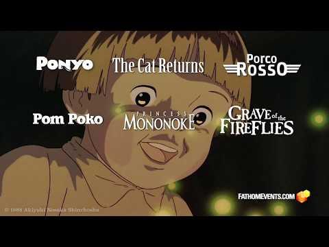 Studio Ghibli Fest 2018 Trailer