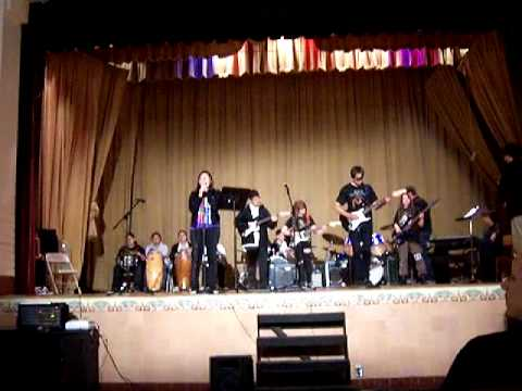 Don't Stop Believing - a James Lick Middle School 8th grade band version