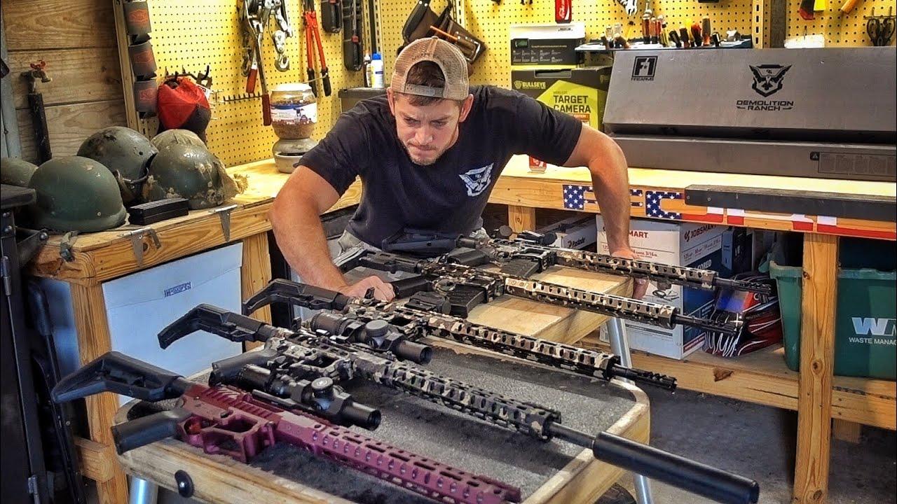 i-made-airsoft-versions-of-my-real-guns
