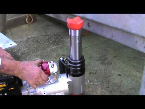 L-570 Cordless Hydraulic Lifting Cylinder By Stainelec Hydraulic Equipment