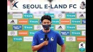 김인성에게 기대한 정정용과 막아야 하는 박동혁의 '동상…