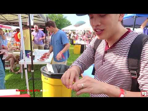 Đại Hội Vua Crawfish ► Crawfish King Cook Off 2017
