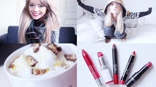 WINTER MUST HAVES | Kosmetik, Mode & Snickers Hot Chocolate Rezept
