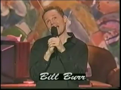 Download Bill Burr - Stand-up Compilation (includes old footage)