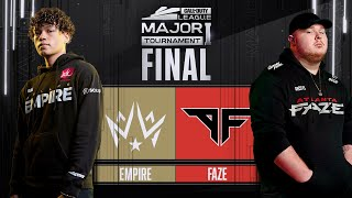 Major Final | @Dallas Empire vs @Atlanta FaZe | Stage I Major | Day 5