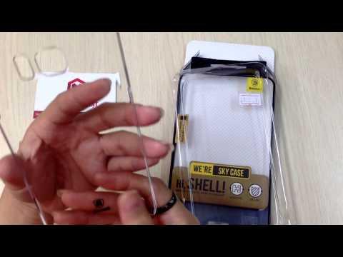 Ốp lưng Samsung Galaxy S7 Edge Baseus cứng trong suốt  tại CongNgheNhat.vn