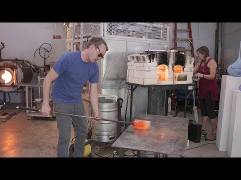 Glass Art Tours In Asheville, NC | North Carolina Weekend | UNC-TV