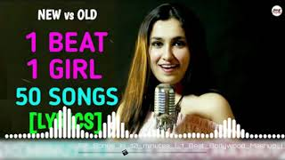 50 Songs In 10 Minutes  1 Beat Bollywood