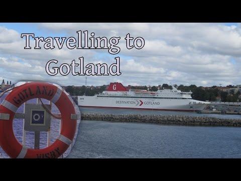 Sweden #6 - Travelling to Gotland