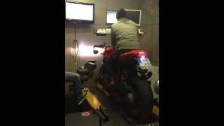 Ducati Streetfighter S - Termignoni GP Exhaust Loud Dyno