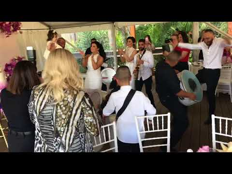 Epic Lebanese entrance with Cdarz entertainment & 5 year old drummer boy!