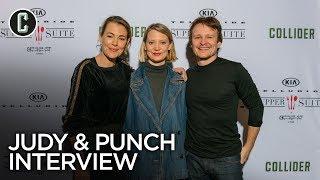 Judy & Punch:  Mia Wasikowska, Damon Herriman, Mirrah Foulkes Interview