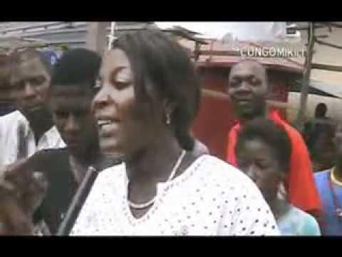 Congo Info Vidéo Pasi na pasi na Kinshasa bolanda qui vivra vera mawa mboka ekufi?