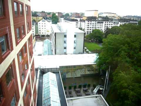 Stockholm Travel Series: Park Inn Solna (Solna Centrum)