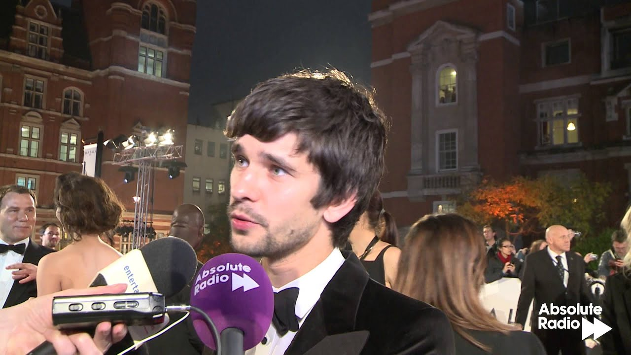 Ben Wishaw Q Interview At Skyfall James Bond World Premiere In