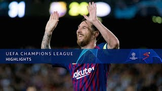 UEFA Champions League | Barcelona vs PSV | Highlights