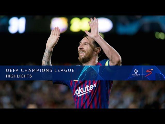 UEFA Champions League | Barcelona vs PSV | Highlights