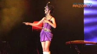 Vanessa Mae's Destiny: Chinese orchestra style (The Purple Phoenix Live in Singapore Pt 1)