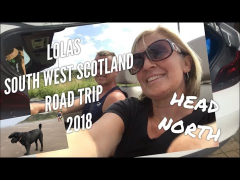 Barley Cottage Newton Stewart, Our S/W Scotland 🏴 Road Trip Dog Walking Holiday