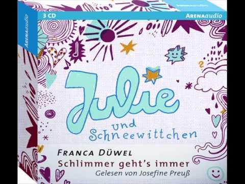 Josefine Preuß liest Franca Düwels Julie und Schneewittchen | Hörprobe