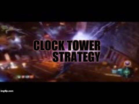 """""""Clock Tower"""" Camping Strategy On """"Der Eisendrache"""""""