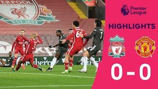[HIGHLIGHTS] คลิปไฮไลท์การแข่งขันฟุตบอลพรีเมียร์ลีก สัปดาห์ที่ 19 ลิเวอร์พูล 0-0 แมนฯ ยูไนเต็ด