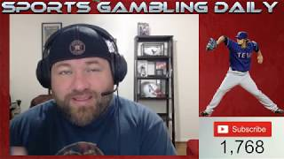 MLB Picks Today April 24th Expert Sports Betting Predictions 4-24-19