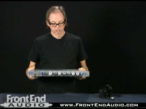 Chameleon Labs 7602 MKII Microphone Preamp & EQ @ FrontEndAudio.com