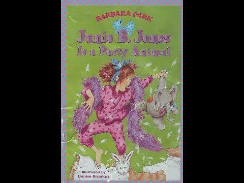 Party Animal (Junie B. Jones) Mp3