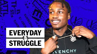 Lil Tjay Talks Debut LP 'True 2 Myself,' Adapting to Fame & Musical Influences | Everyday Struggle