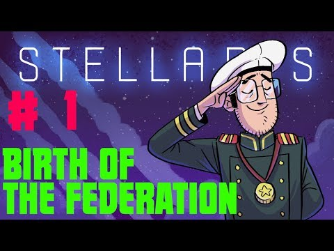 Let's Play - New Horizons - Birth of a Federation - Ep 1 - Surak  