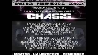PROGRAMA BCNCONNECTION Nª150 ESPECIAL CHASIS XAVI BCN  FERNANDO,DC, DJ IDROIX
